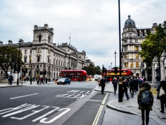 Street Shopping In London