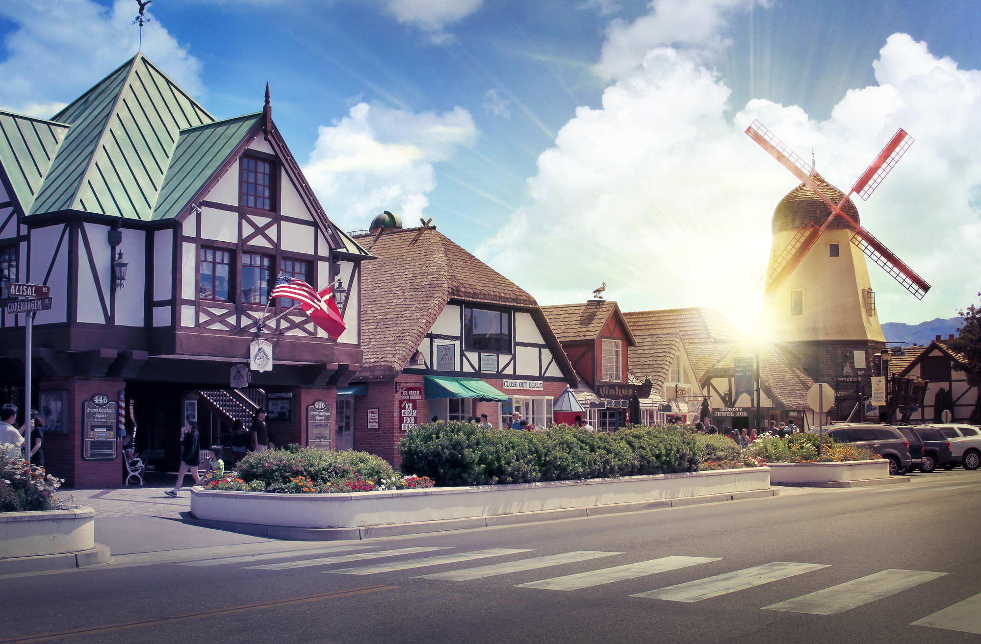Wine and a Danish: What to Do in Solvang, California