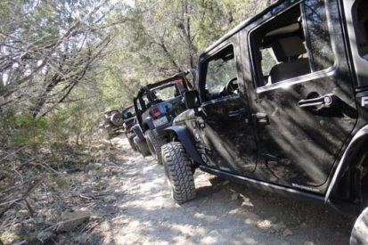 5 Best Off Roading Trails in Texas