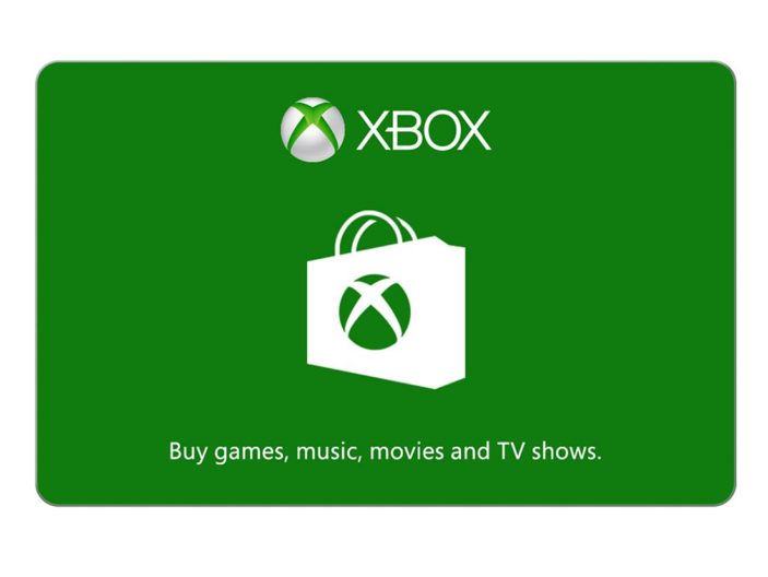 Xbox gift card codes: a solid present no matter the occasion