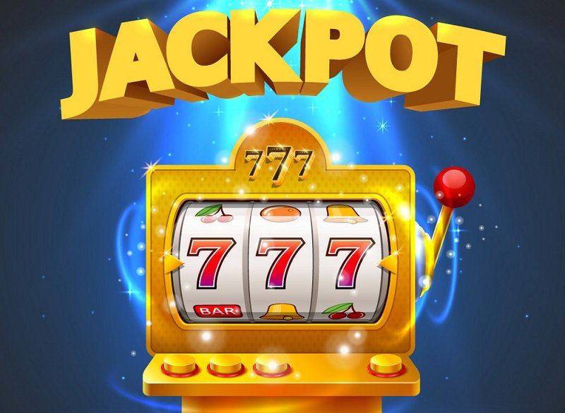 Different Jackpot Types Available At Online Slot Sites