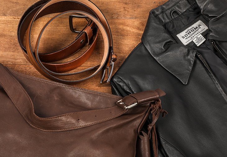 What are the Advantages of Owning Leather Items?