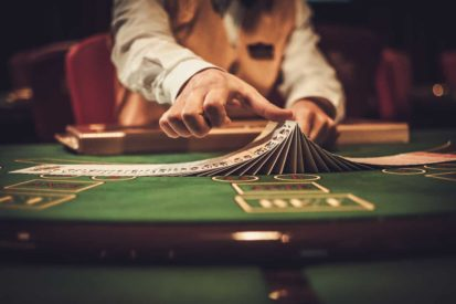 What is live casino?