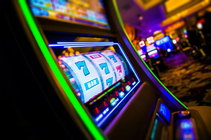 Reasons Behind The Popularity Of Online Slot Games