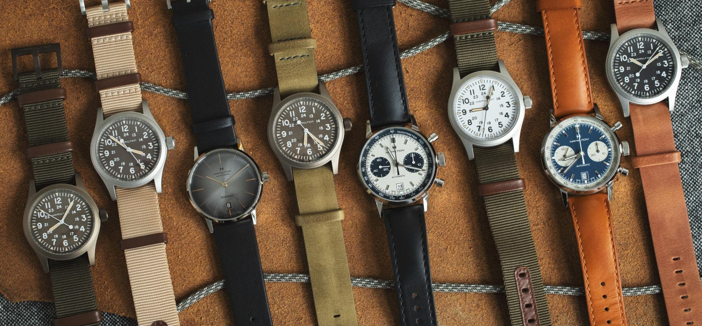 Hamilton Watches are Now Available – Windup Watch Shop