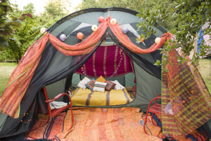 Glamping vs Camping: What's the Difference?