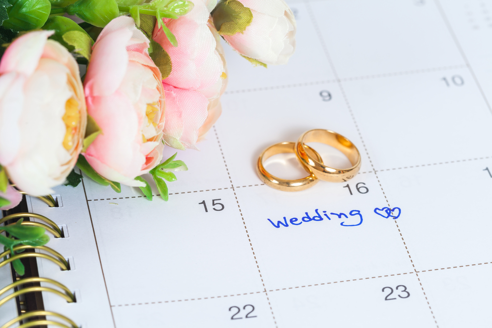 Wedding Date Change? Here's What You Can Do