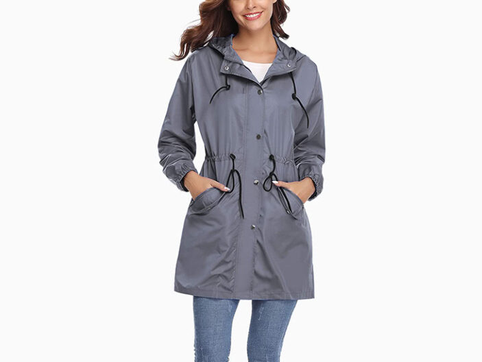 Buying a Womens Raincoat for a Teenage Girl