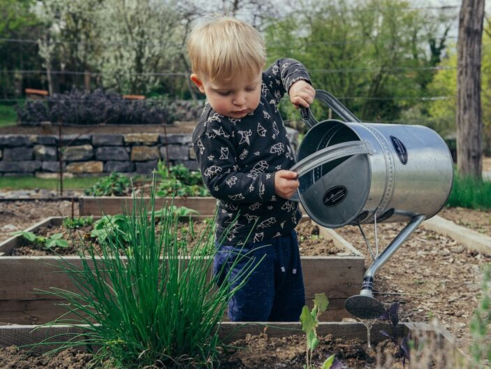 Gardening Ideas for Kids and Teens: Make Them Appreciate the Outdoors